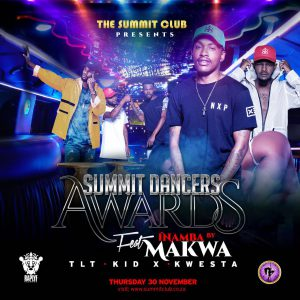 Kwesta - MAKWA- Kid X - TLT Summit Club