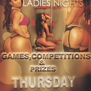 Summit Stripclub Thursday Ladies Night